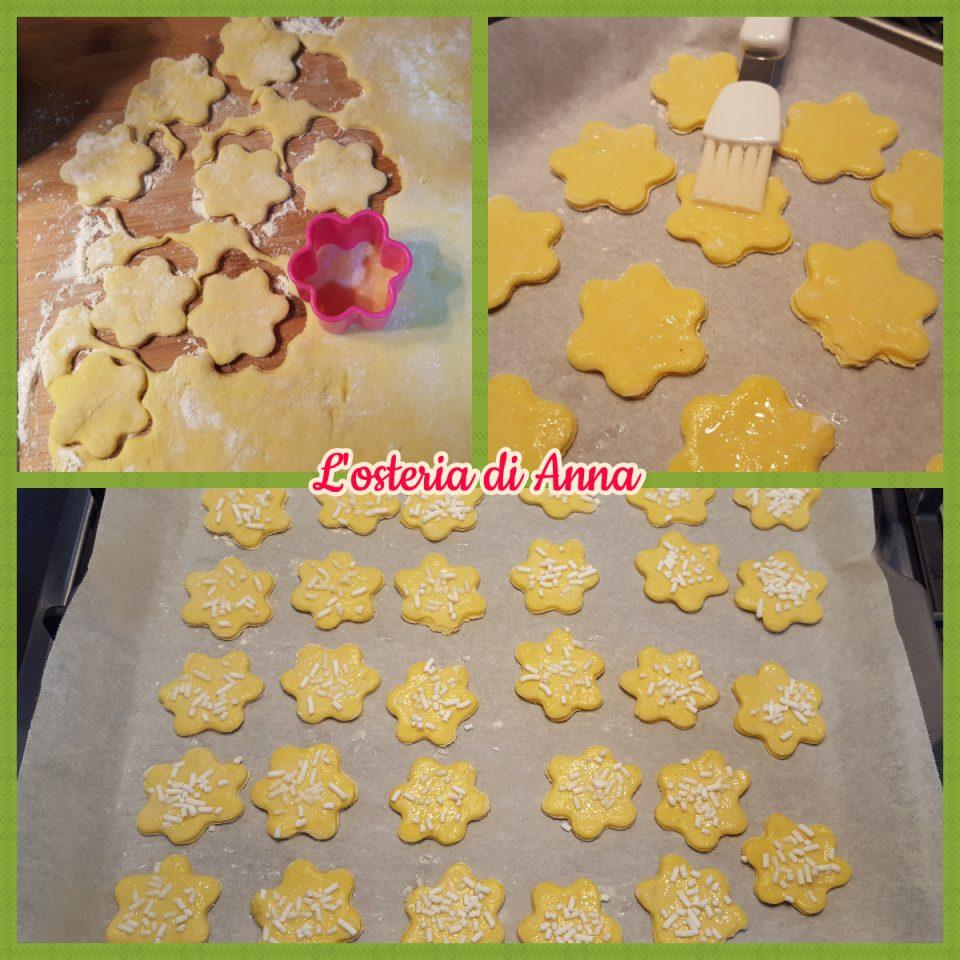 Ritagliare i biscotti