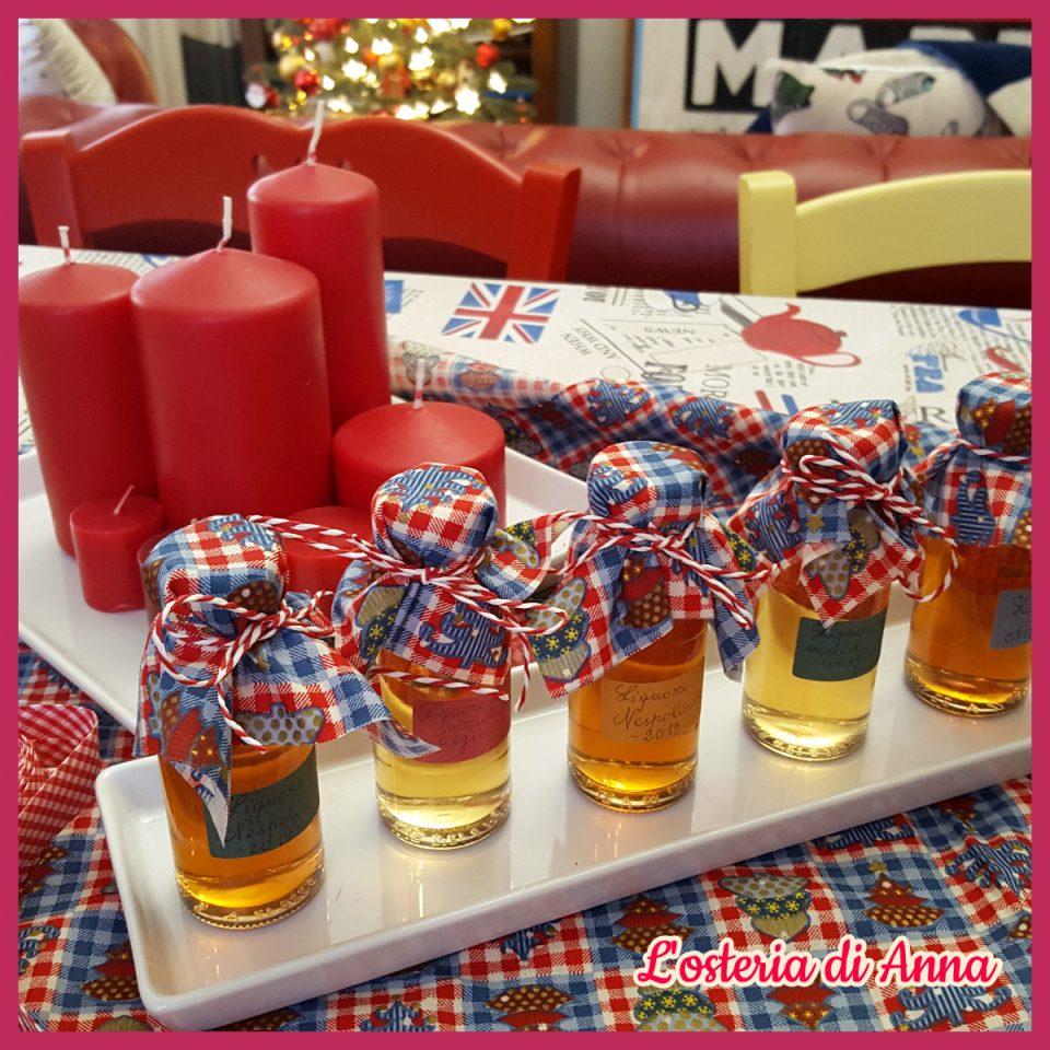 Bottiglie di liquore in versione regalo