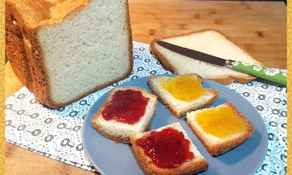 Pan dolce (con la macchina del pane)