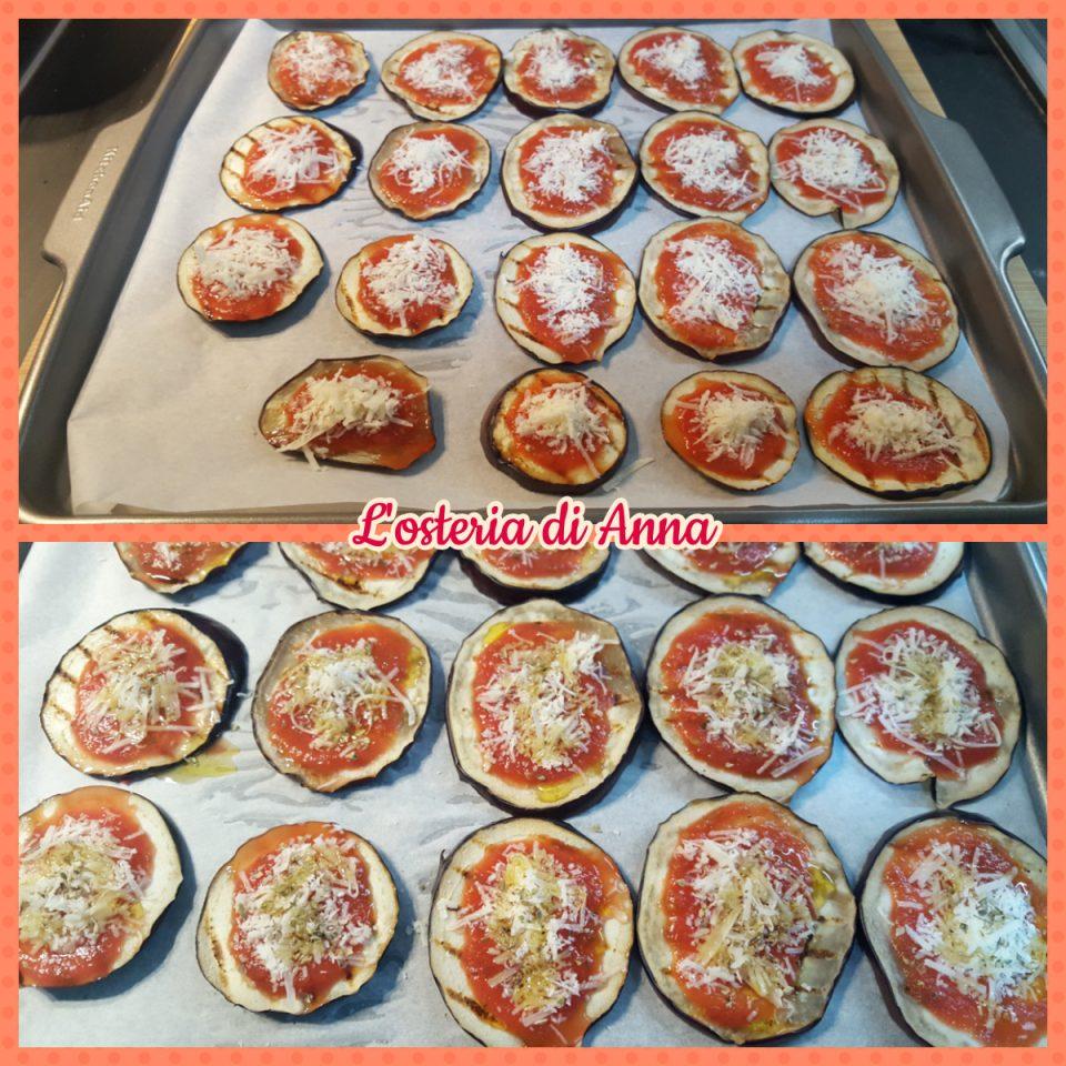 Farcitura delle pizzette