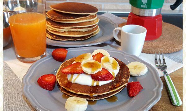 Pancakes (ricetta di Dario Bressanini)