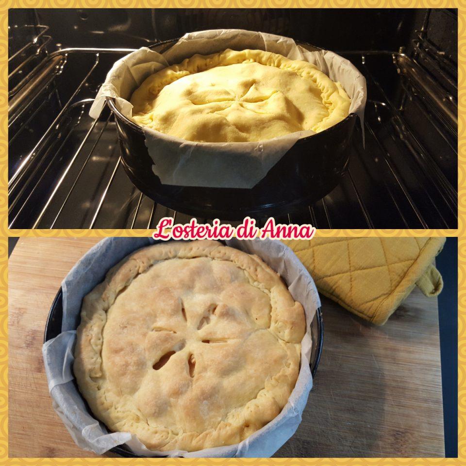 Cottura apple pie