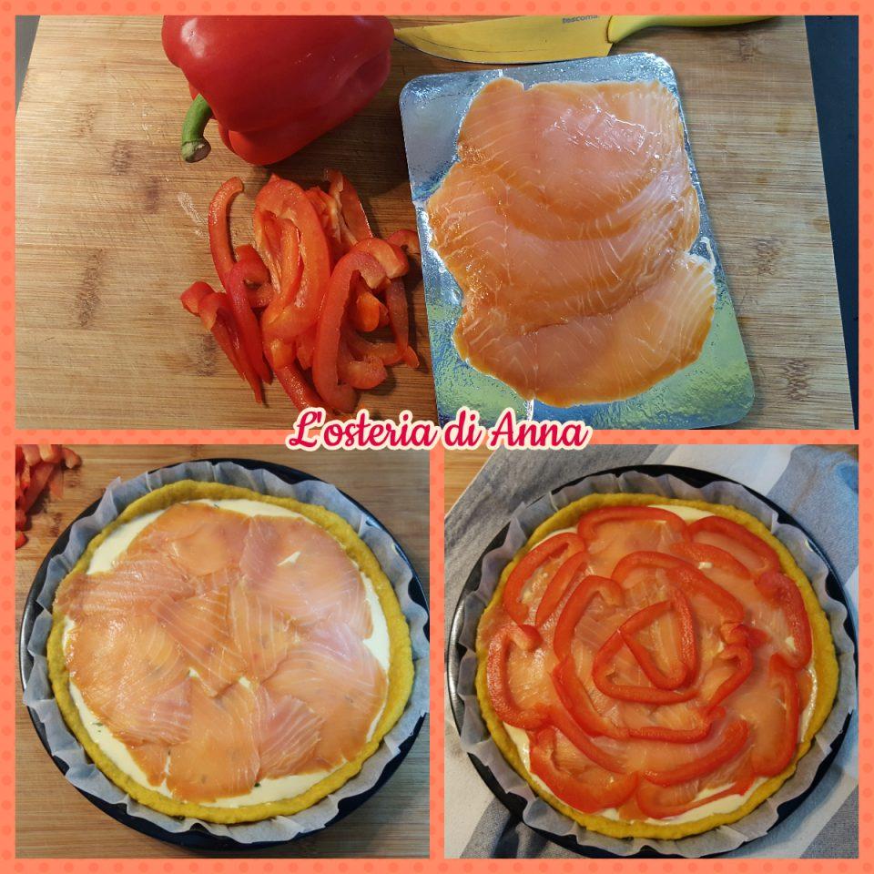 Farcitura torta salata