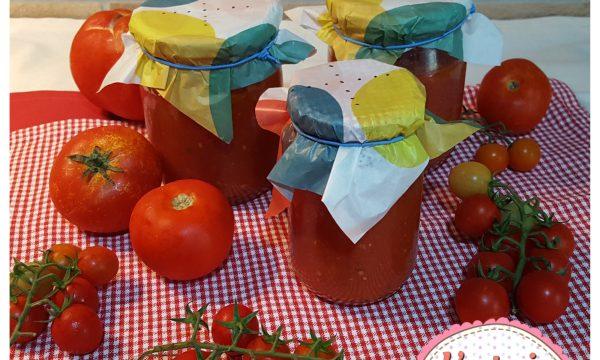 Conserva di pomodoro (sugo semplice già pronto)