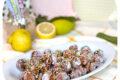 Castagnole morbide al limone (con esubero)