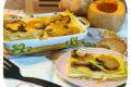 Lasagna zucca e ricotta