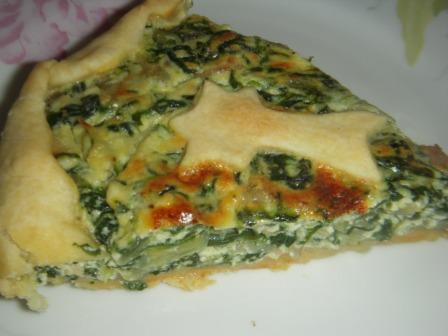 Ricette con pasta brise spinaci e ricotta