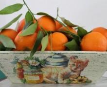 clementine   Découpage