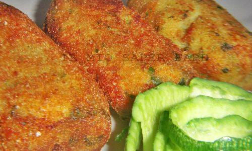 Crocchette di zucchine e patate |ricetta facile