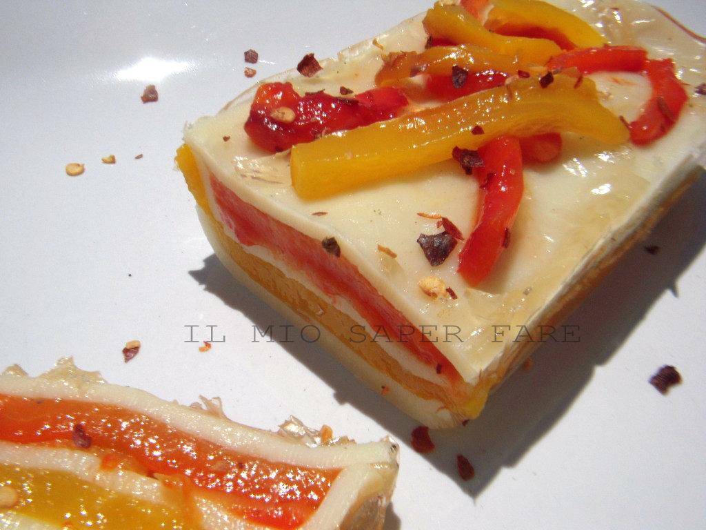 antipasto con peperoni
