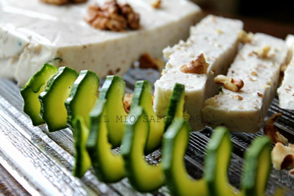 formaggio con noci