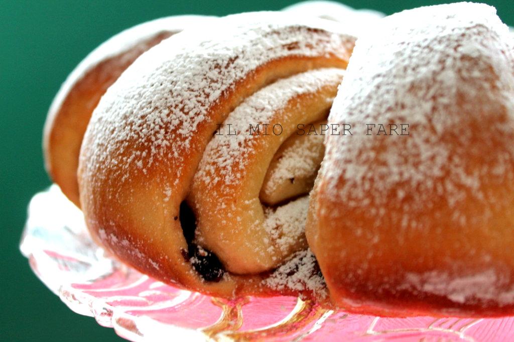pan brioche ricetta dolce blog il mio saper fare
