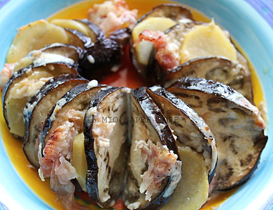 melanzane al forno - Come Cucinare Le Melanzane Ripiene