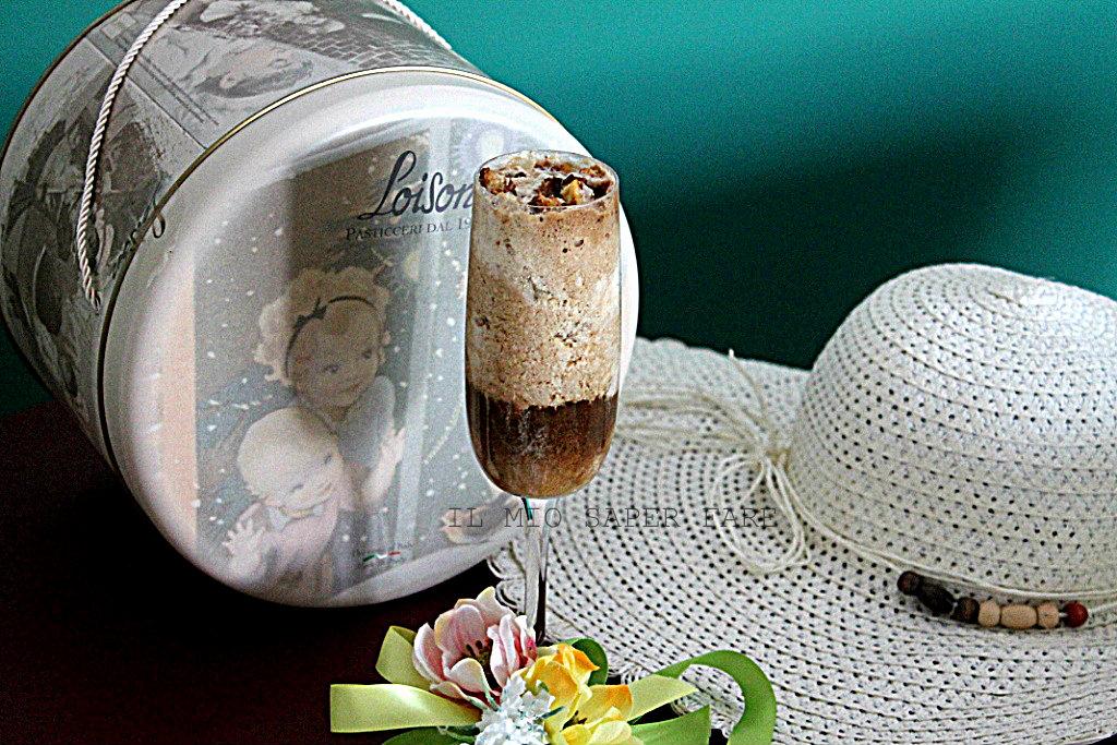 gelato al caffe