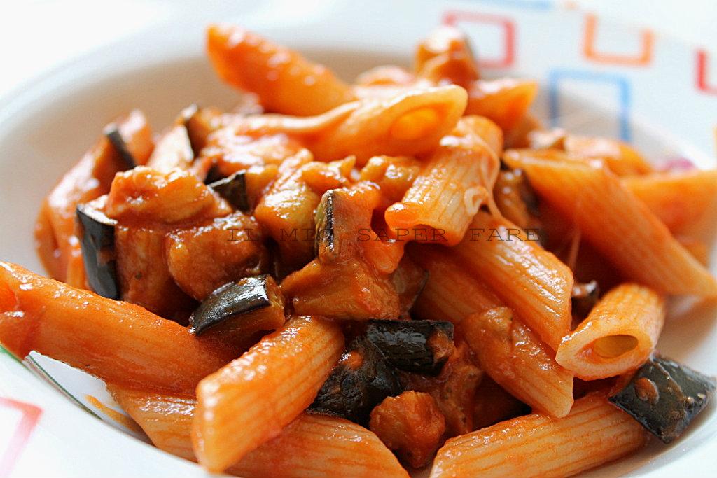 Ricetta sugo per pasta con melanzane