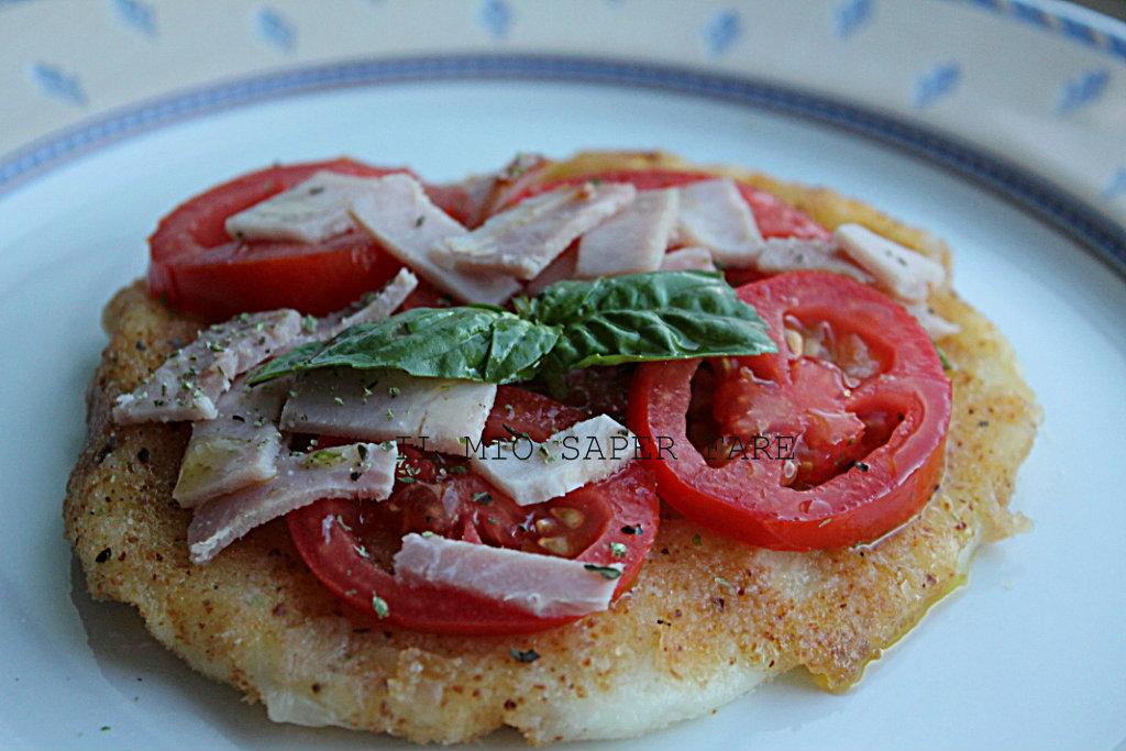 mozzarella con pomodoro