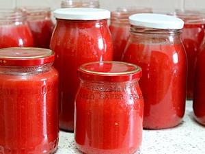 Salsa di pomodoro fatta in casa passo passo
