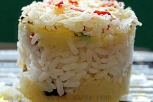 Riso patate e cozze |ricetta pugliese