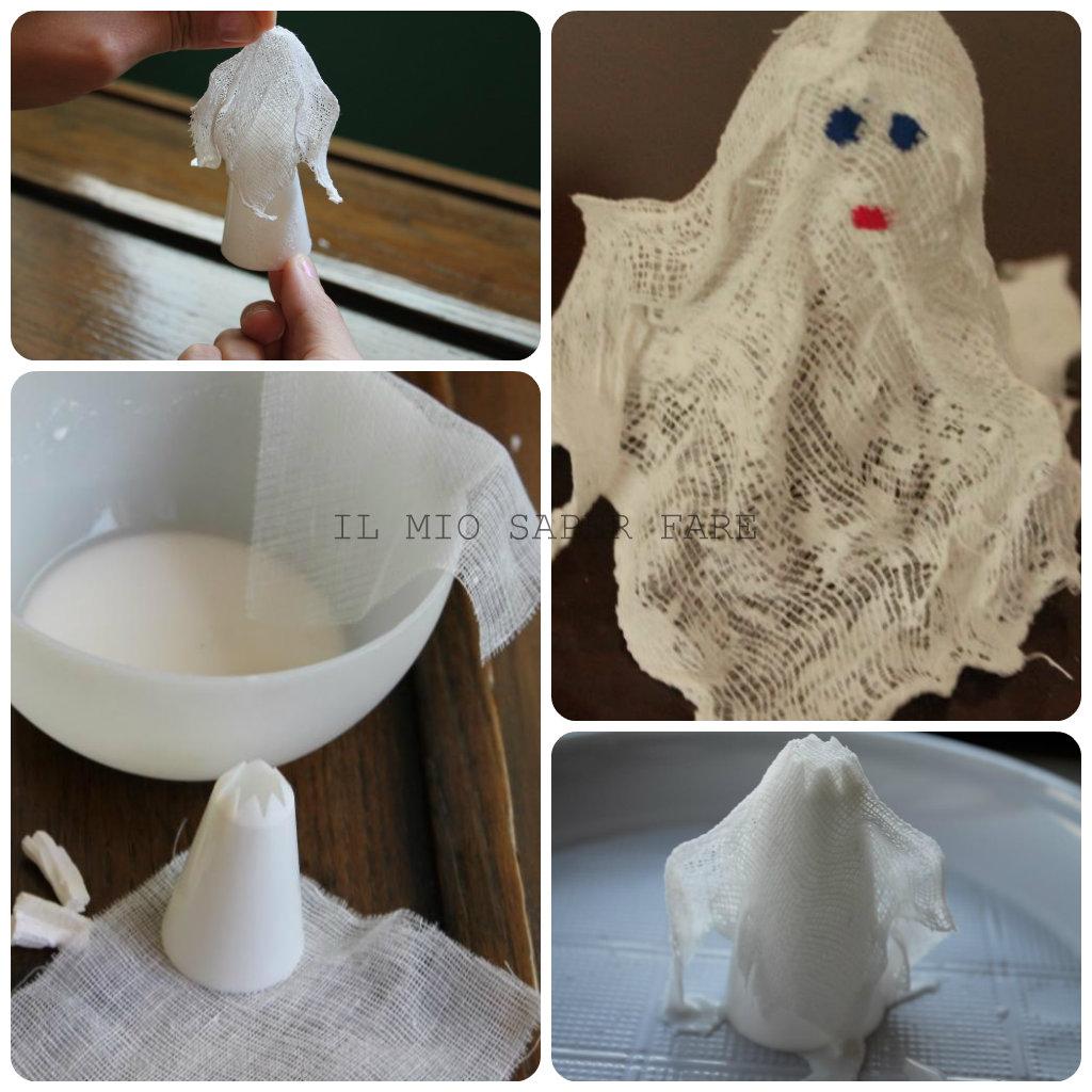 Decorazioni per la tavola di halloween semplicissime da - Decorazioni per la tavola ...