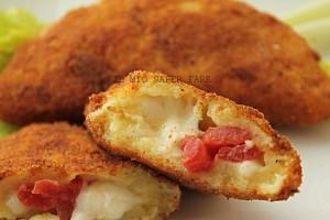 panzerotti di patate ripieni ricetta salata IL MIO SAPER FARE