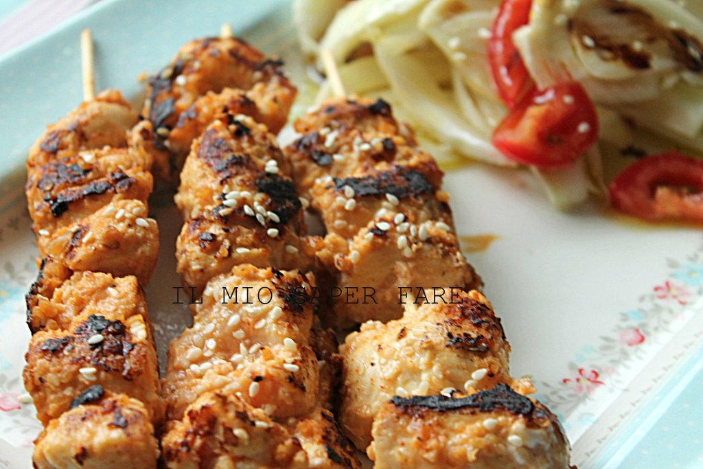 petto di pollo marinato e rosolato in padella IL MIO SAPER FARE