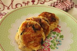 Schiacciatine di patate soffici |ricetta semplice