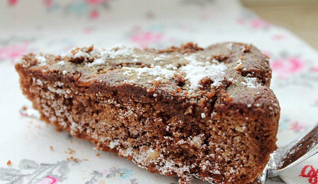 torta caffe e cioccolato IL MIO SAPER FARE