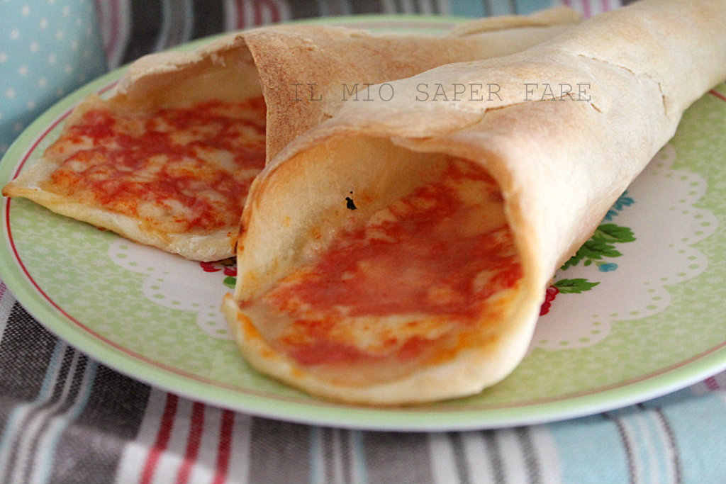 pizza fatta in casa IL MIO SAPER FARE