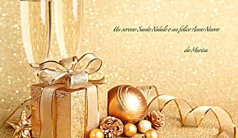 Auguro Un Buon Natale.Un Augurio Di Cuore Per Un Sereno Santo Natale E Un Felice Anno Nuovo