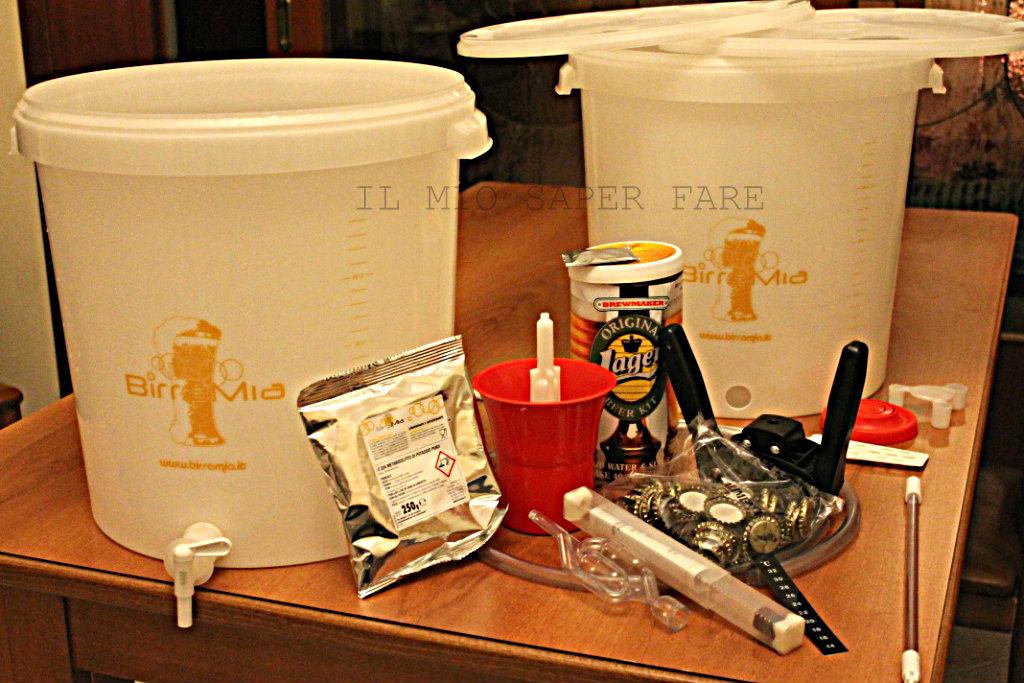 Come fare la birra fatta in casa in modo semplice for Come progettare la mia casa
