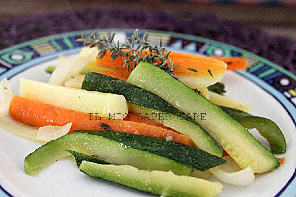 verdure brasate