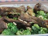 costine di maiale con broccoli ricetta economica il mio saper fare