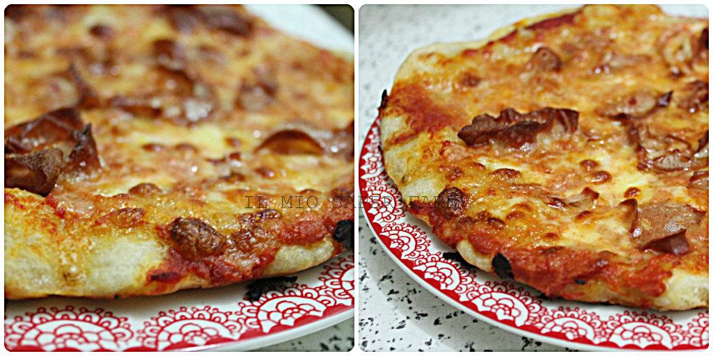 Ricetta impasto per pizza fatta casa