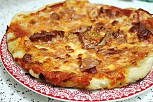 Impasto base per pizza ingredienti e segreti