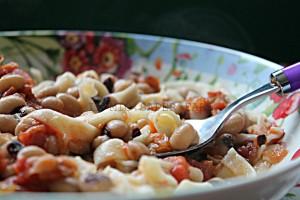 Lagane e fagioli ricetta facile