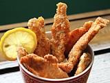 Pollo fritto alle erbe il mio saper fare