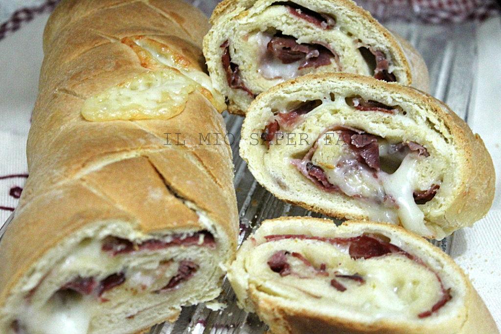 Top Rotolo di pan brioche farcito ricetta facile SW45