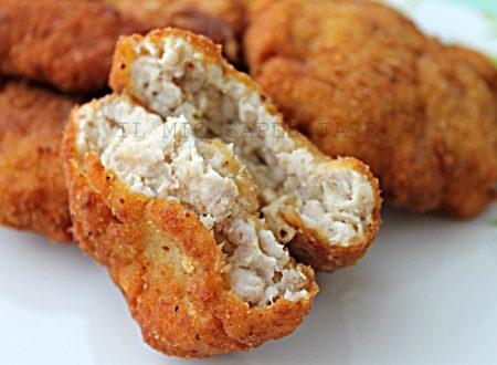 Crocchette di pollo ( Nuggets di pollo) ricetta semplice