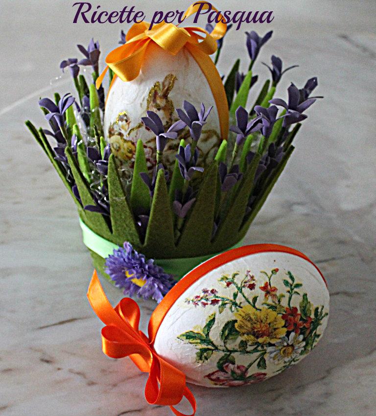 ricette per Pasqua il mio saper fare