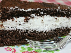 Torta kinder fetta al latte ricetta facile