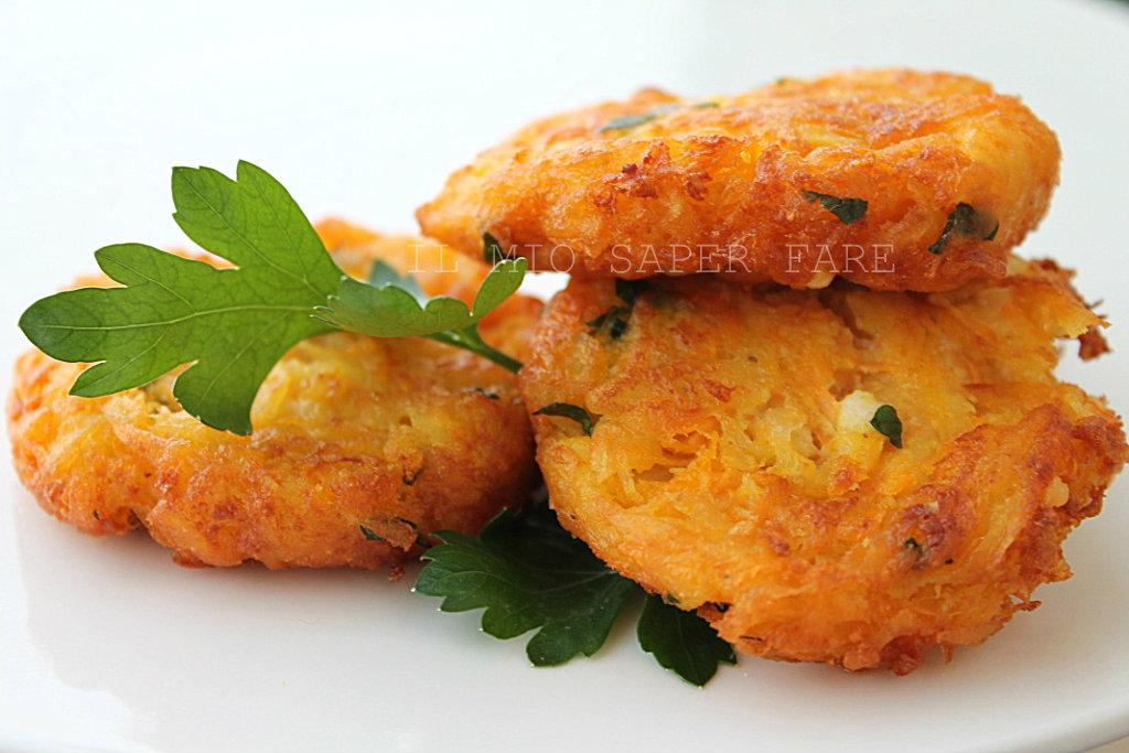 Crocchette di patate carote e ricotta blog il mio saper fare