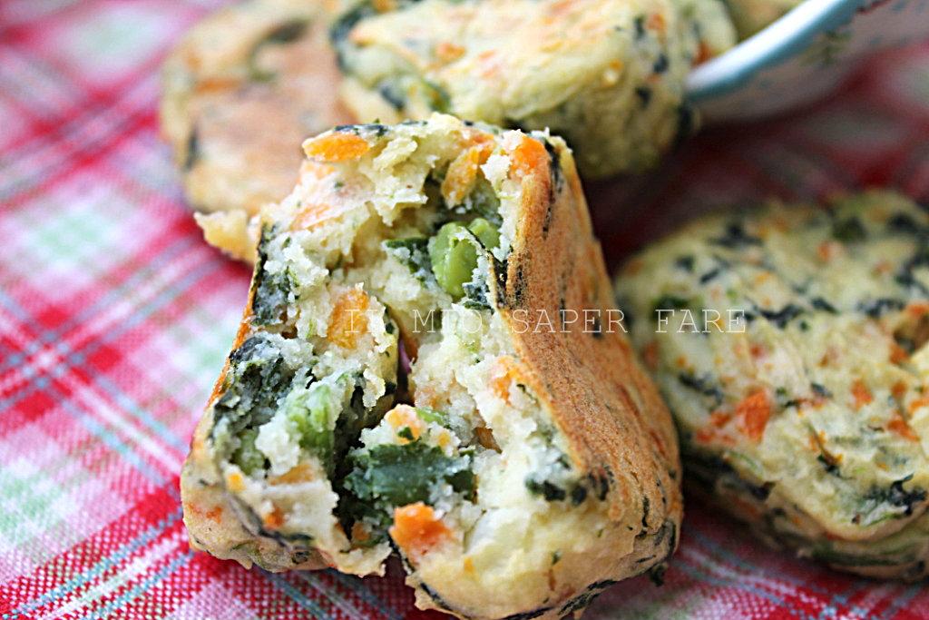 Polpette vegetariane con tante verdure di stagione blog il mio saper fare