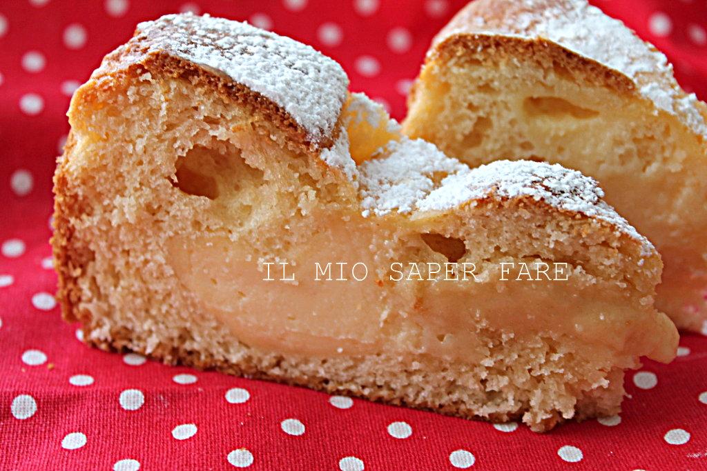 torta ala crema di nua blog il mio saper fare