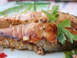 Salmone marinato all'aceto balsamico blog il mio saper fare