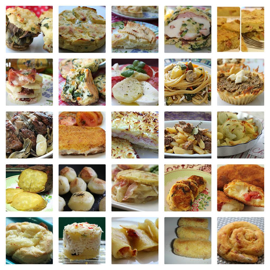 ricette con patate blog il mio saper fare
