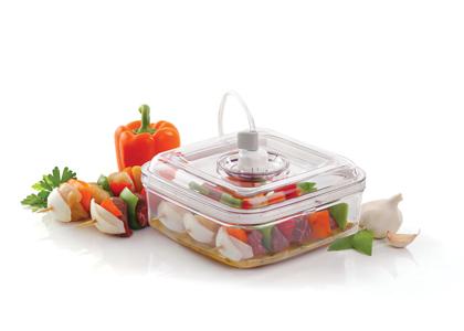 Conservare sottovuoto gli alimenti - Macchine per il sottovuoto alimentare ...