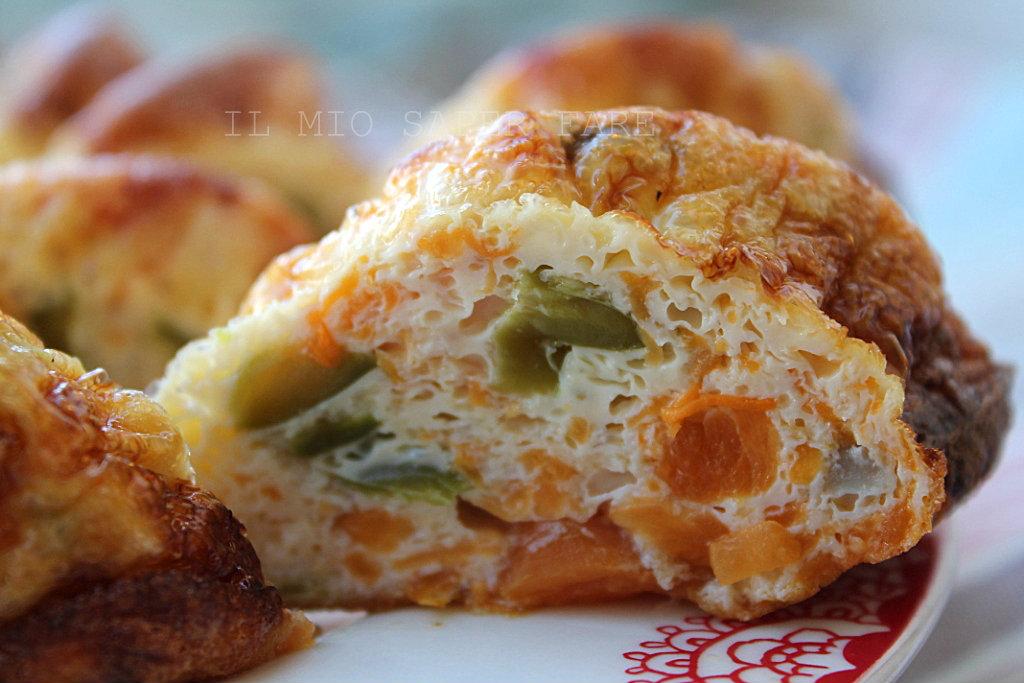 Ricette con zucca torta salata di zucca e peperoni for Ricette zucca
