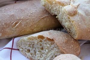 Baguette facile e veloce |pane fatto in casa