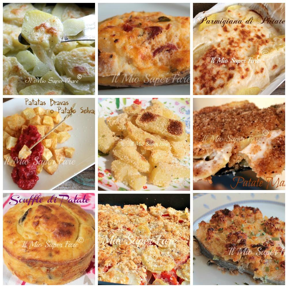 ricette facili con patate