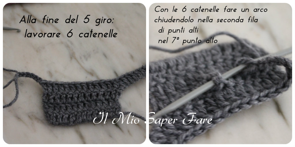 Scialle Uncinetto Tutorial